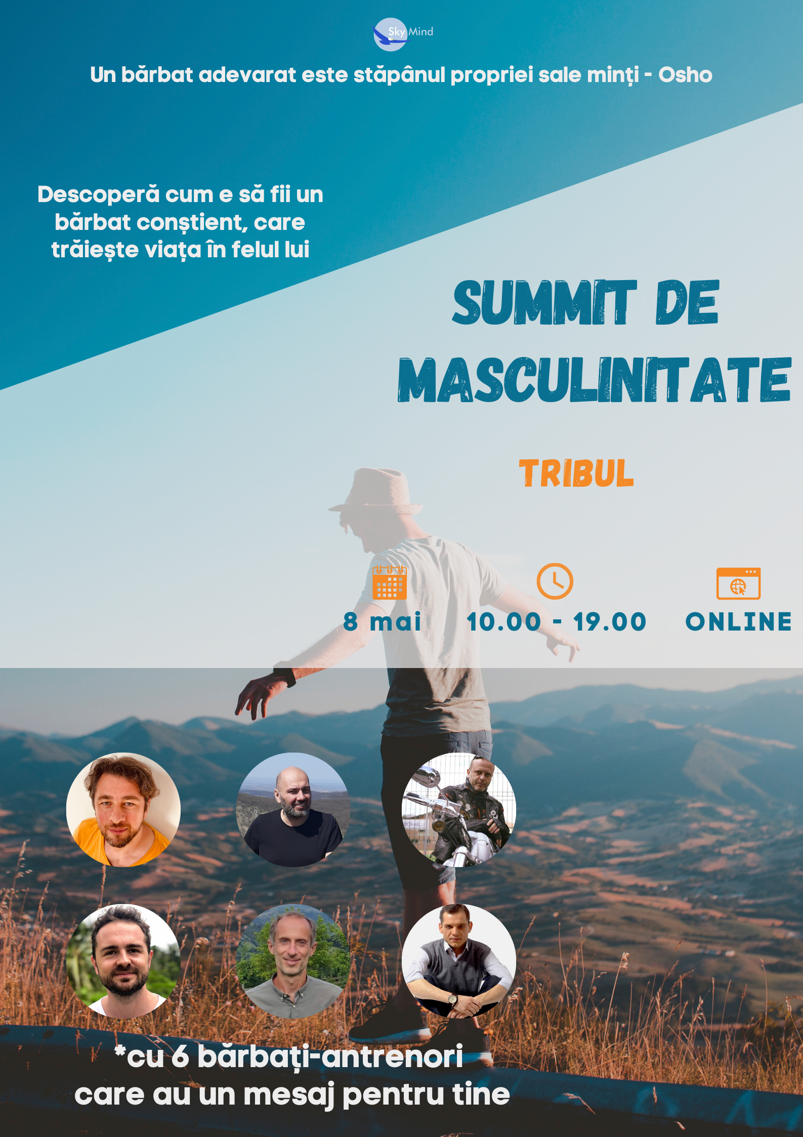 Copy of Summit de masculinitate